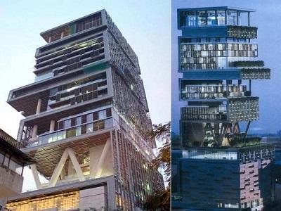 A mumbai la casa pi costosa del mondo curiosit e perch - La casa piu costosa del mondo ...