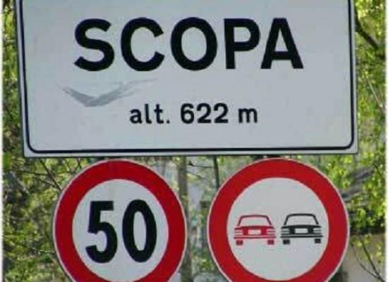 Cartelli curiosi di Paesi Italiani dai nomi incredibili