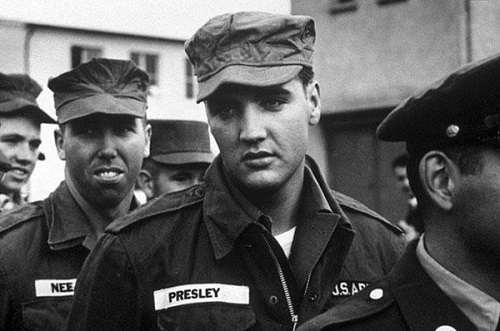 03-Elvis Presley nell'esercito