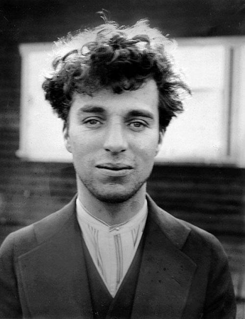 06-Charlie Chaplin giovane