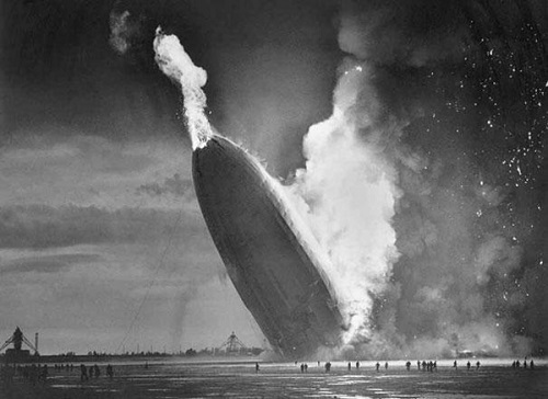 07-disastro Hindenburg