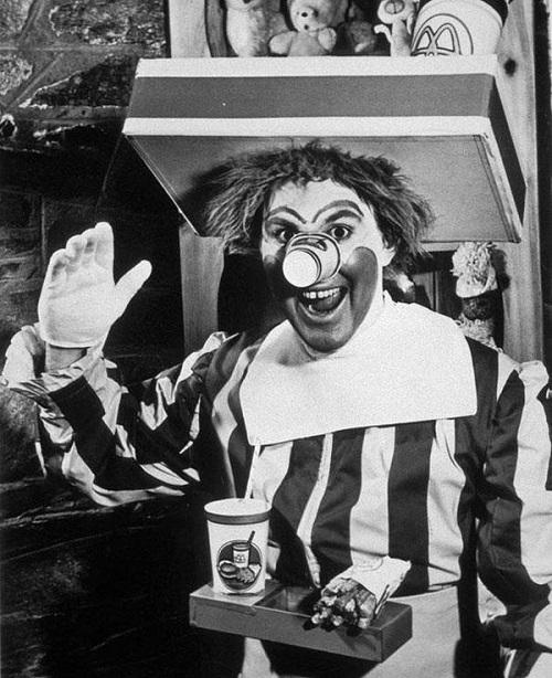 13-Ronald McDonald autentico
