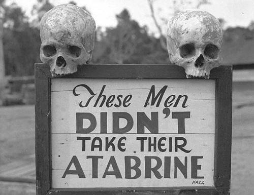 15-Atabrine farmaco anti malaria