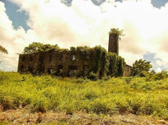 Barbados - Distilleria Abbandonata