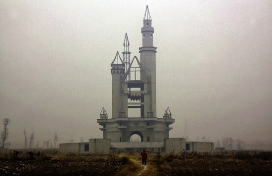 Beijing - Cina - Il Parco dei Divertimenti Wonderland