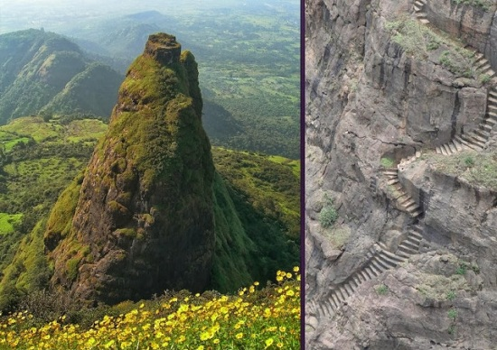 India - Panvel - Kalavantin Durg