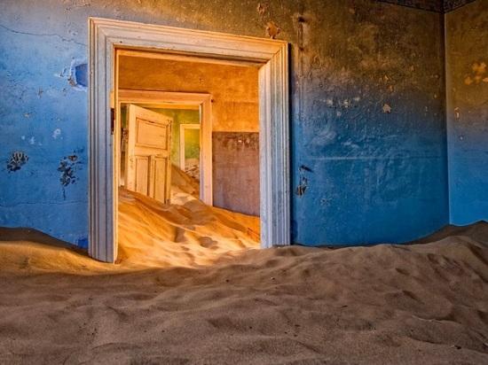 Namibia - Deserto del Namib - Kolmanskop