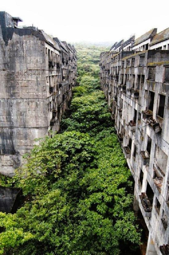 Taiwan - Città abbandonata di Keelung