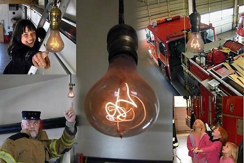 lampada Centennial Light