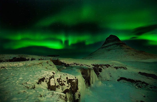 Gli Altipiani Islanda