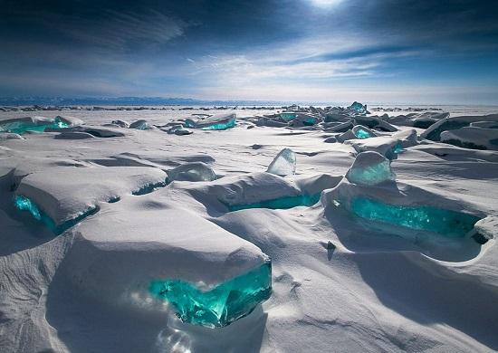 Lago Baikal Siberia
