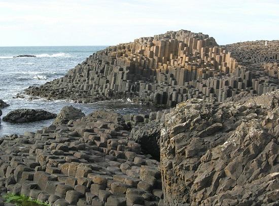 il Sentiero del Gigante Irlanda del nord