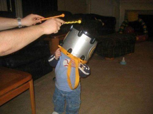 tamburo bambini