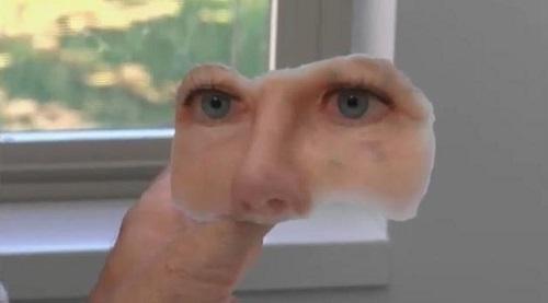 protesi viso