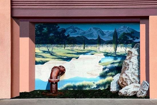 3d murales