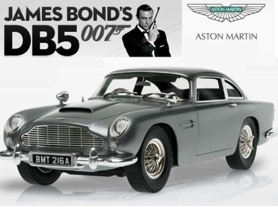 Aston Martin DB5 1964