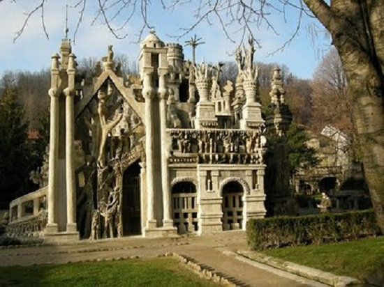 Ferdinand Cheval Palace a.k.a Ideal Palace Francia