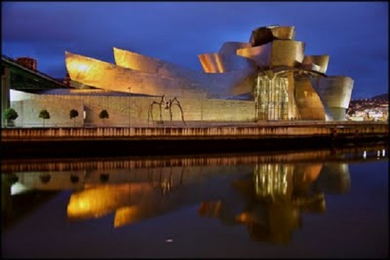 Guggenheim Museum Bilbao Spagna