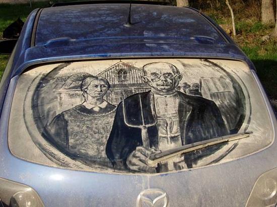 arte auto sporche