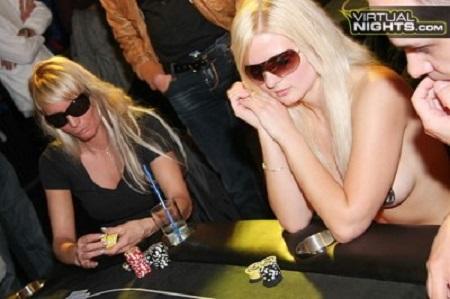 campionato poker topless