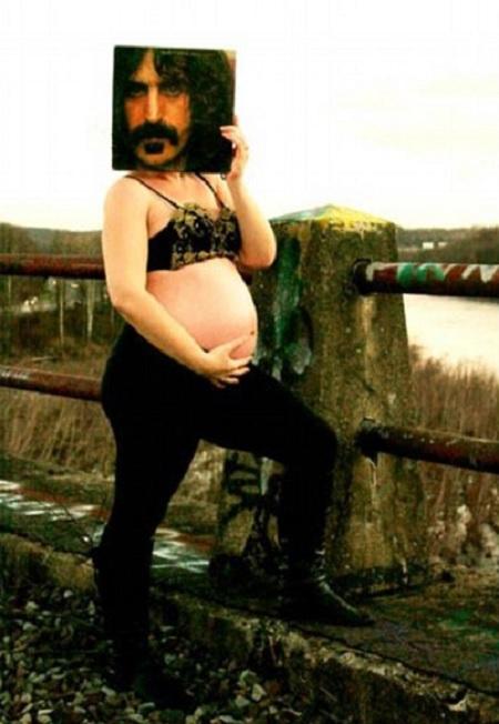 donna uomo gravidanza