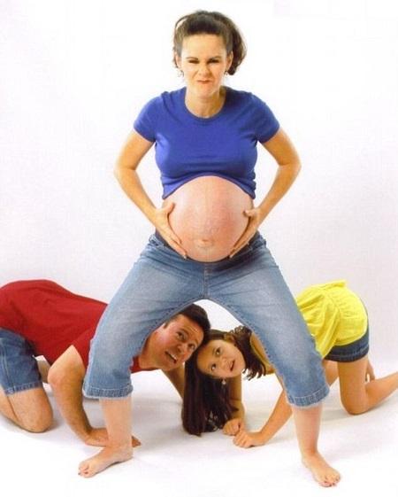 gravidanza feci