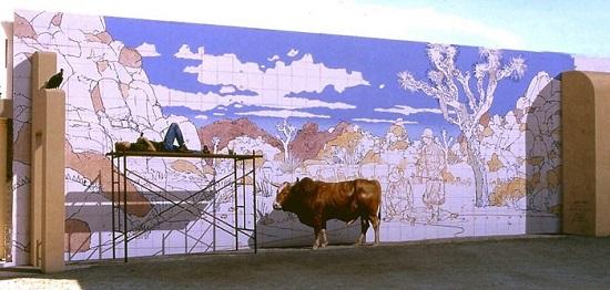 john pugh 3d murales