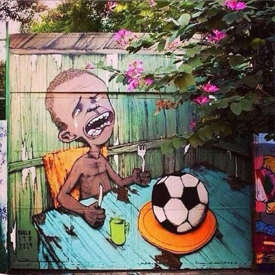 mondiali brasile no calcio