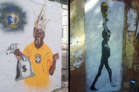 pele fischiato brasile mondiale