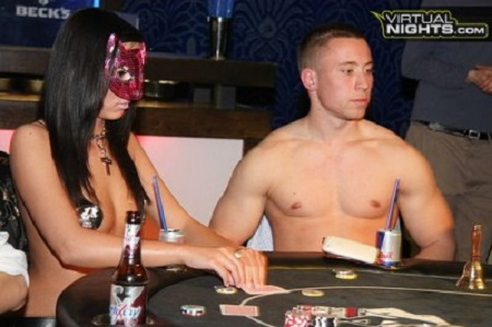 poker in topless