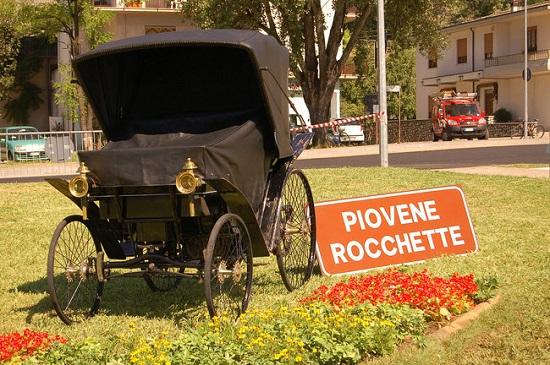 prima automobile immatricolata italia