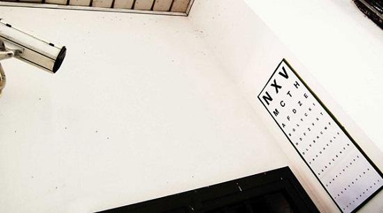 street art fra biancoshock controllo vista
