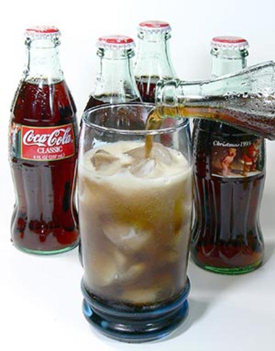 svelata ricetta coca cola