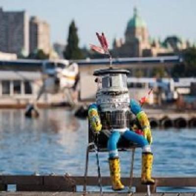 Hitchbot il robot che ha attraversato il Canada in autostop