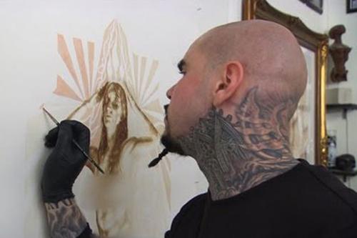 Vincent-Castiglia artista