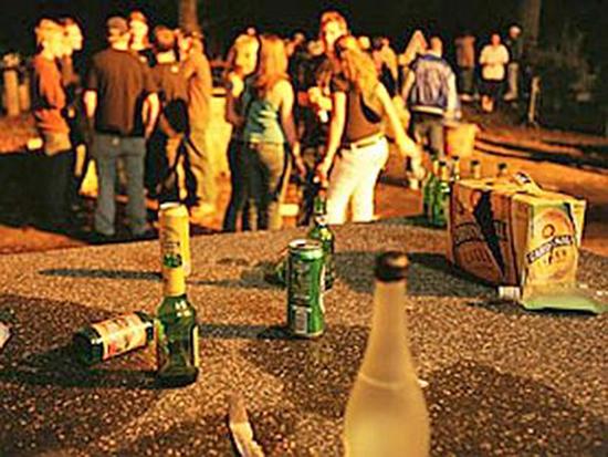 Dopo che lalcool smise di bere la chiarificazione di un organismo