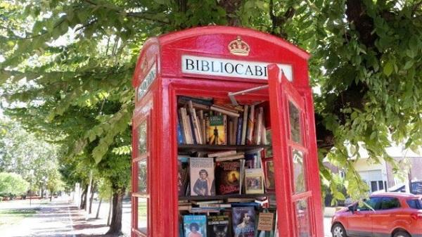 bibliocabina libri roma