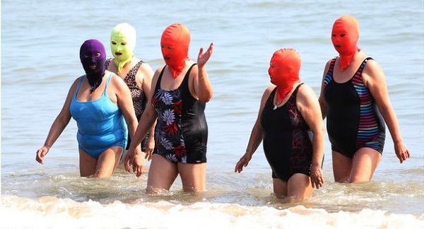 facebikini cina spiaggie
