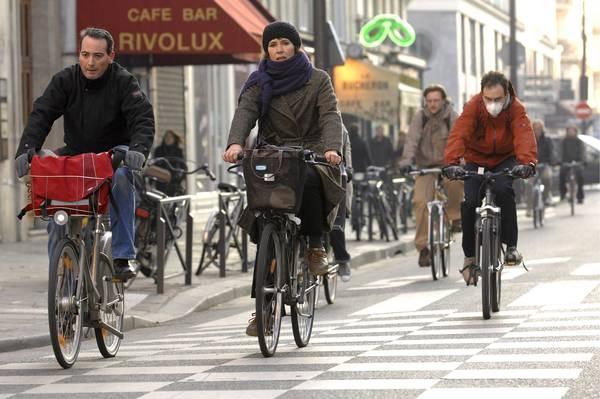 francia rimborso chilometrico biciclette