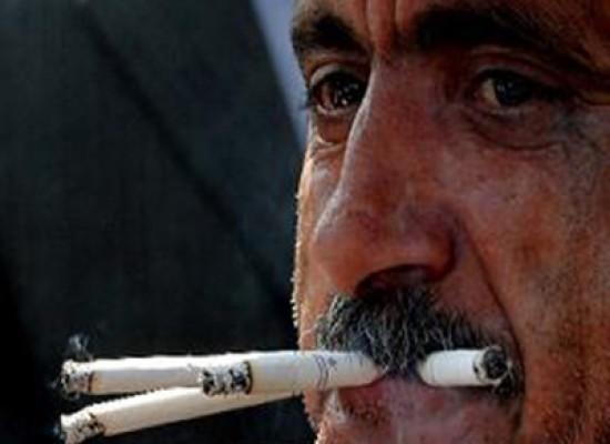 Perchè si dice fumare come un turco ?
