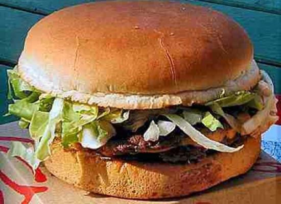 Spopola a New York l'hamburger con i grilli fritti