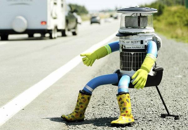 robot fa autostop