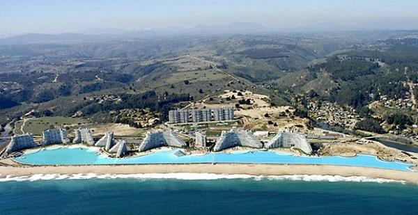 piscina piu grande del mondo