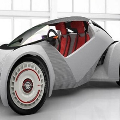 Strati, la prima automobile stampata in 3D
