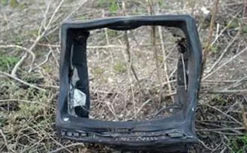 televisore a fuoco canneto
