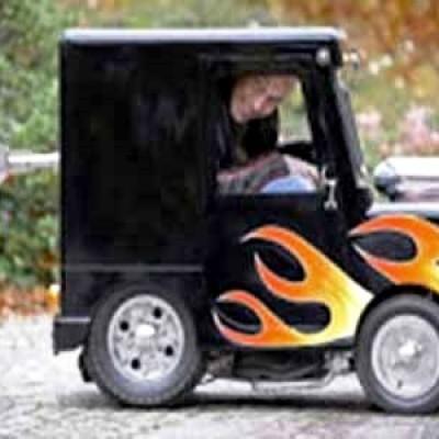 L'auto più piccola del mondo