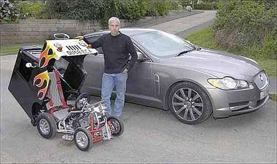 auto più piccola al mondo
