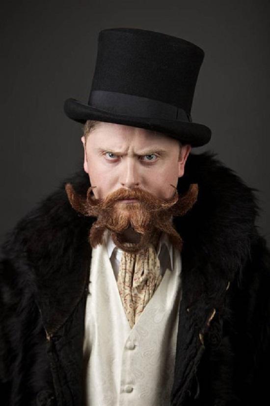 barba e baffi perfetti