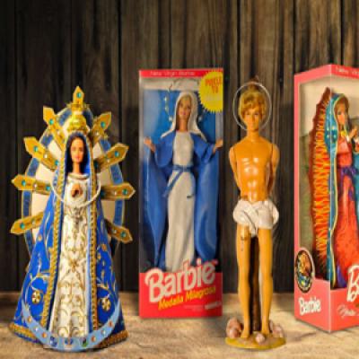 Barbie Madonna e Ken Gesù, scoppia la polemica e si grida allo scandalo