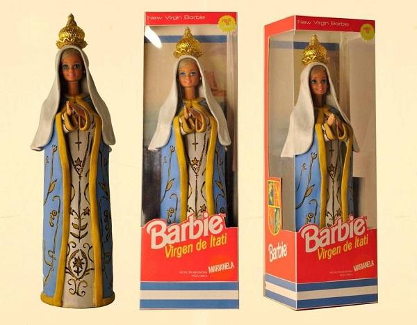 barbie vergine